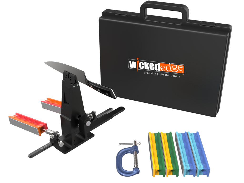 The Wicked Edge Knife Sharpener